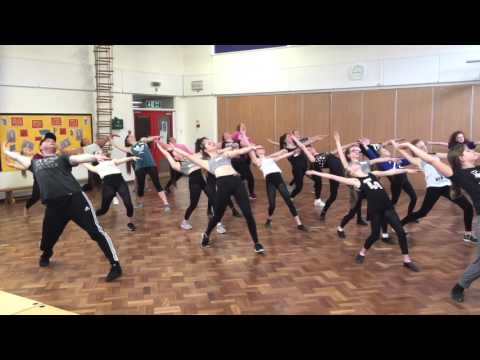 DAY OF DANCE 2016 - MEMPHIS THE MUSICAL (Mock Audition)