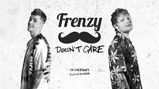 FRENZY DOESN'T CARE (feat. Ed Sheeran & Justin Bieber)  |  DJ FRENZY  |  I Don't Care Bollywood Mix