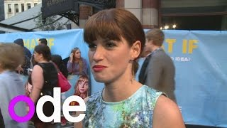 What If Premiere: Jemima Rooper reveals what Daniel Radcliffe is really like