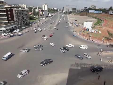 Crazy Traffic in Ethiopia