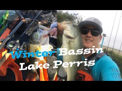 WINTER Bassin LAKE PERRIS