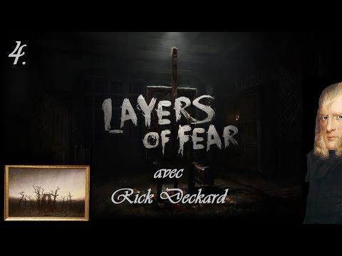 """Rick Deckard - Layers of Fear - """"Caspar David Friedrich ?"""""""