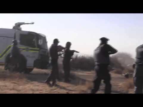 Cyril Ramaphosa Haunted by Marikana Killing of Miners