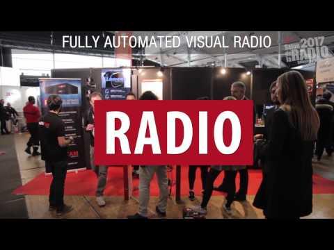 Multicam Visual RADIO solution