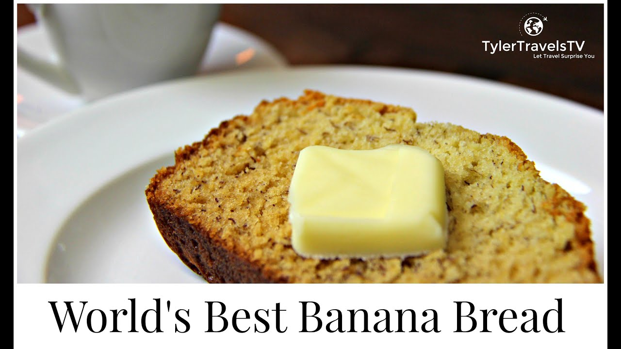 Worlds best banana bread recipe youtube worlds best banana bread recipe forumfinder