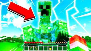 FIGHTING MUTATED MINECRAFT CREATURES!