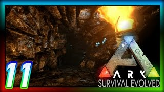 """DEADLY Island & Cave!"" (ARK: Survival Evolved) #11: Underwater Caving"