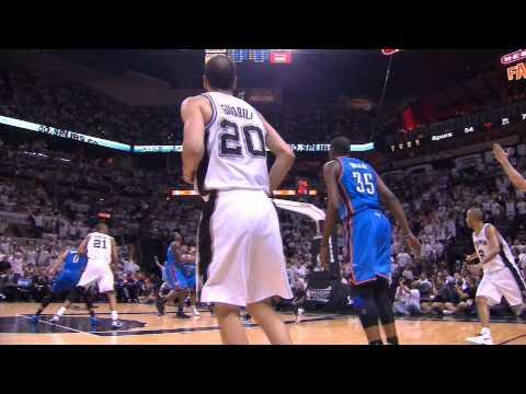 NBA Mini Movie:  2012 Western Conference Finals
