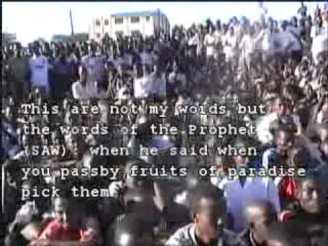 Sheikh Shariff in Garissa Kenya 2011.flv