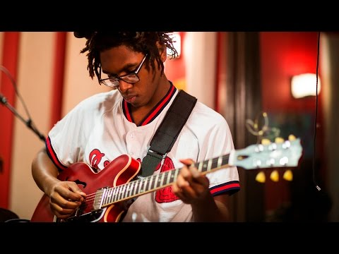 Christian Scott aTunde Adjuah 'Kind Of New'   Live Studio Session