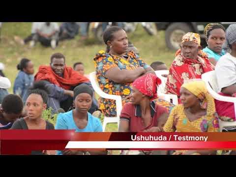 Bishop Elibariki Sumbe - Mkutano mkubwa wa Injili - King'ori siku ya 3 Tarehe 30-10-2017