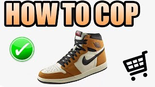 How To Get The Jordan 1 ROOKIE OF THE YEAR | Rookie Of The Year Jordan 1 Release Info