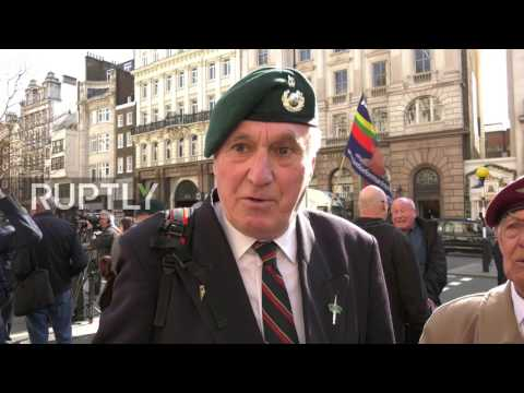 UK: 'Marine A' has murder conviction overturned