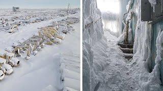 Замерзают целые города, пик морозов впереди. Чудовищные морозы вернулись в Россию