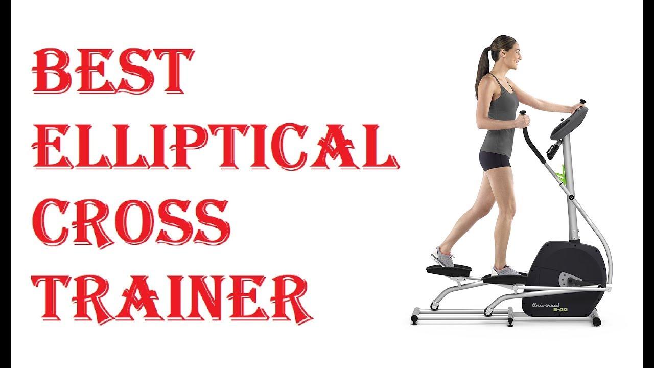 Best Elliptical Cross Trainer - YouTube
