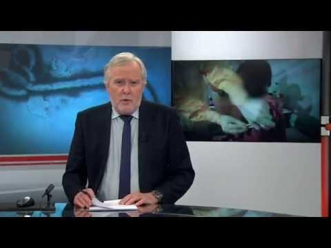 TV4 nyheter. Nazismen i Sverige försvaras av drottningen