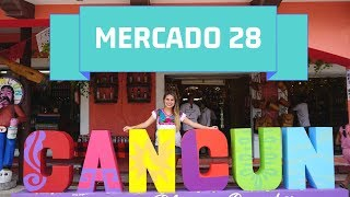 ¿Donde comprar SOUVENIRS BARATOS y artesanias en cancun?