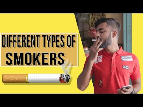 Types Of Smokers | Comedy By Sactik Mp3