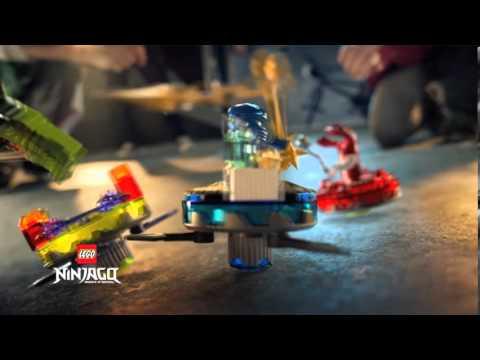 2012 lego ninjago spinner june new 6 youtube - Lego ninjago 6 ...