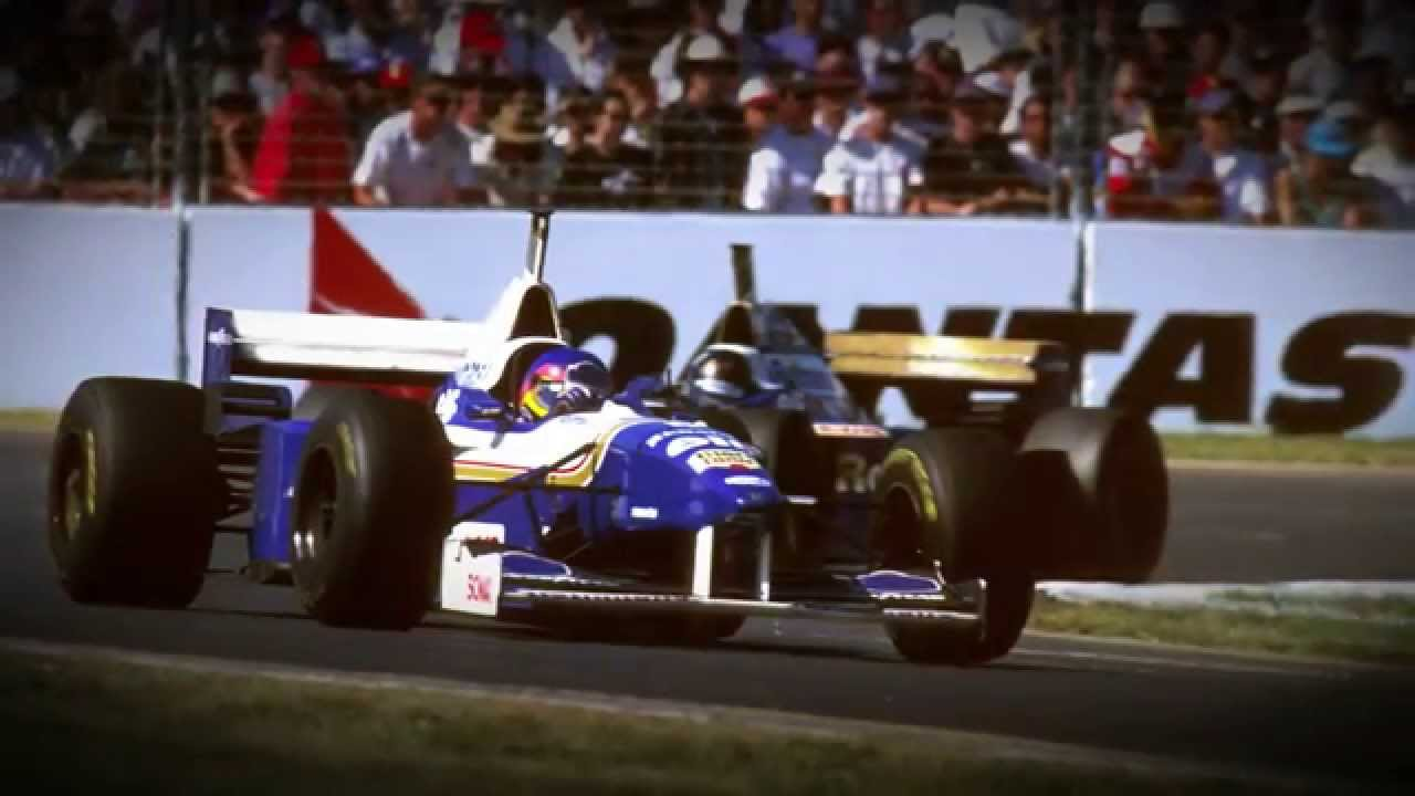 hight resolution of 1996 world champion damon hill talks about his first formula 1 australian grand prix experience