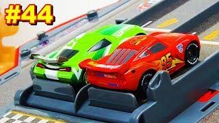 Cars 3 Toys Speedway Race Tournament Vol.44 Backward Race Tournament