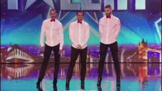 Britain's Got Talent Best Dancing with High Hills?
