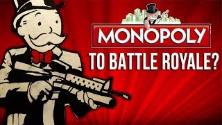 Król Battle Royal! MONOPOLY