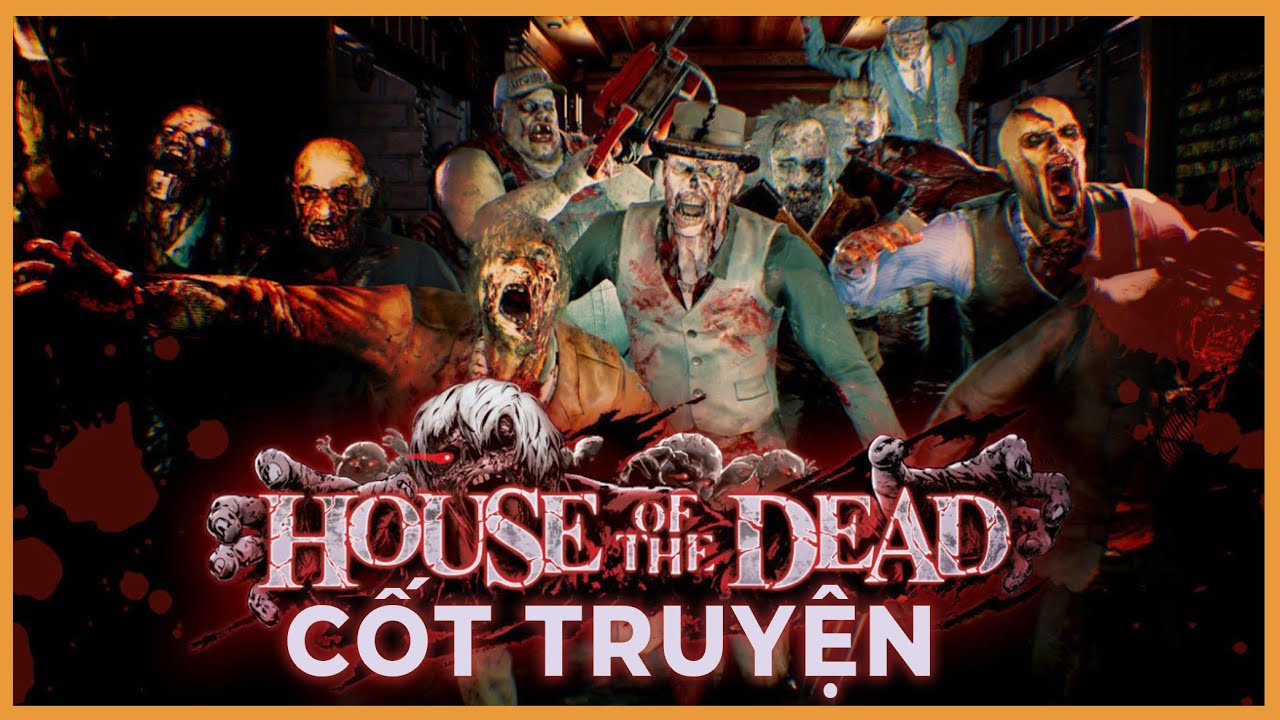 Cốt truyện game | THE HOUSE OF THE DEAD (THOTD series #2) | Sự khởi đầu | Game Cực Hay