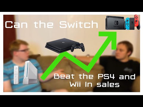Can The Nintendo Switch Outsell The Wii Or PS4? - Shady Chat #1