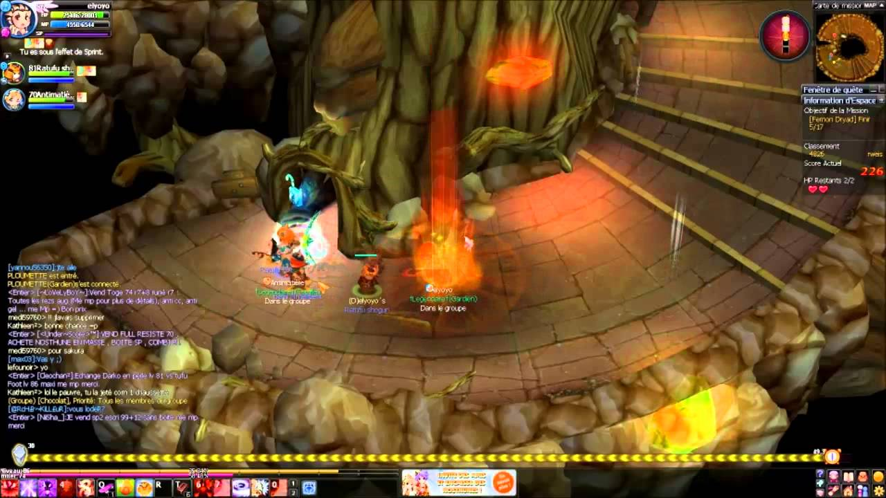 Nostale guide jack o'lantern's raid (halloween event) youtube.