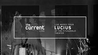 Lucius - Live Nudes tour (full concert at the Fitzgerald Theater)