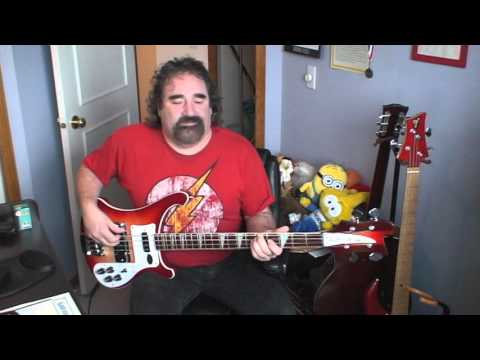 Heart Kick It Out Bass Cover
