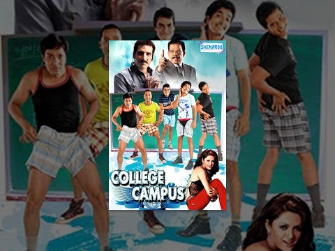 College Campus  Hindi Full Movie  Ashraf Khan, Ramnita Chaudhry  Popular Bollywood Movie