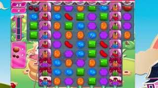 Candy Crush Saga Level 754 No Boosters 3* 12 moves left!