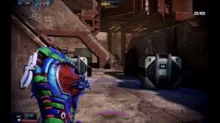 Easiest way to Solo Gold in Mass Effect 3 Multiplayer