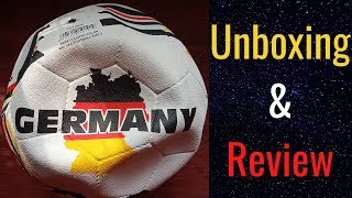 Nivia Football Country Germany Unboxing Review