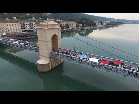 ACTUA DRONE et EVENEMENT La Passerelle des Chefs - Vienne - Isère