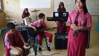 Download lagu lagi viral anak sd lagu kmarin wenak temen jos MP3