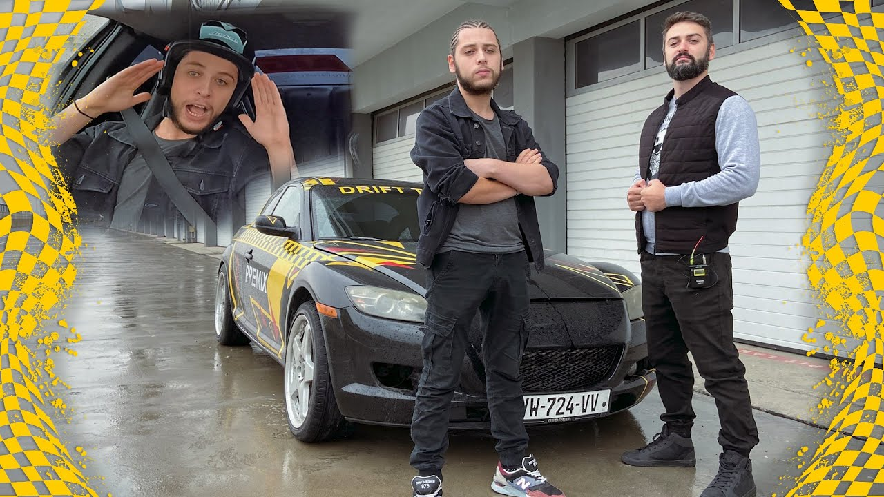 Drift Taxi – Crazy Mate – დრიფტ რეაქციები