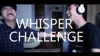 Whisper Challenge with my brother (II part) - Услышь меня/BikaBreezy