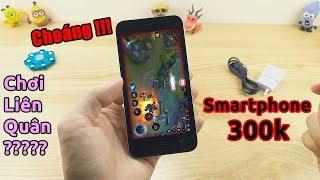 CHOÁNG với Smartphone Nhật giá 300k chơi Liên Quân PUBG FreeFire...