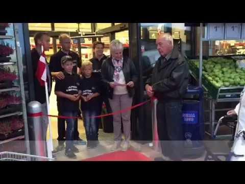 Ny Rema 1000 butik åbnet i Hedensted