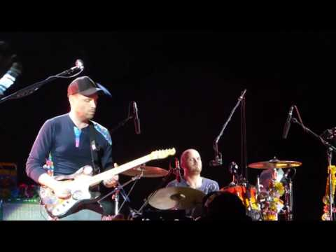 """Fix You"" Coldplay@Lincoln Financial Field Philadelphia 8/6/16"