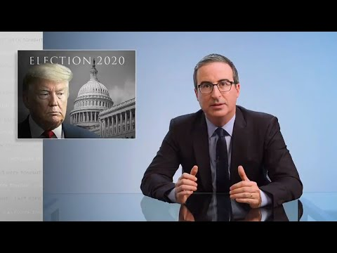 Trump & Election Results: Last Week Tonight with John Oliver (HBO)