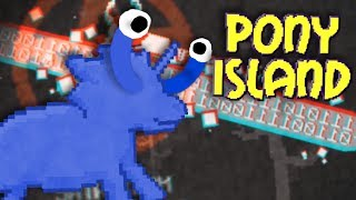 Süßes Killer-Pony「Pony Island」