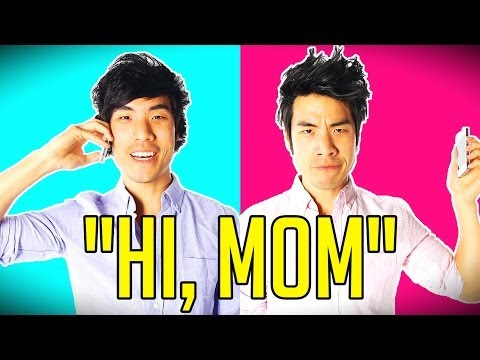 Thumbnail: What You Say To Mom Vs What You Mean