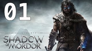 Middle Earth Shadow of Mordor Walkthrough Gameplay Part 1 No Commentary PS4 Xbox One