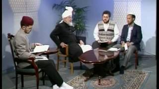 Liqa Ma'al Arab 11th December 1996 Question/Answer English/Arabic Islam Ahmadiyya