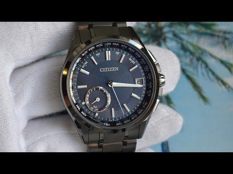 Citizen Attesa CC3015-57L F150 LIGHT in BLACK Limited Edition