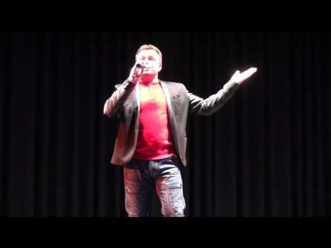 "Виктор Матросов ""Распогодилось"" www.woldemar-video.de"